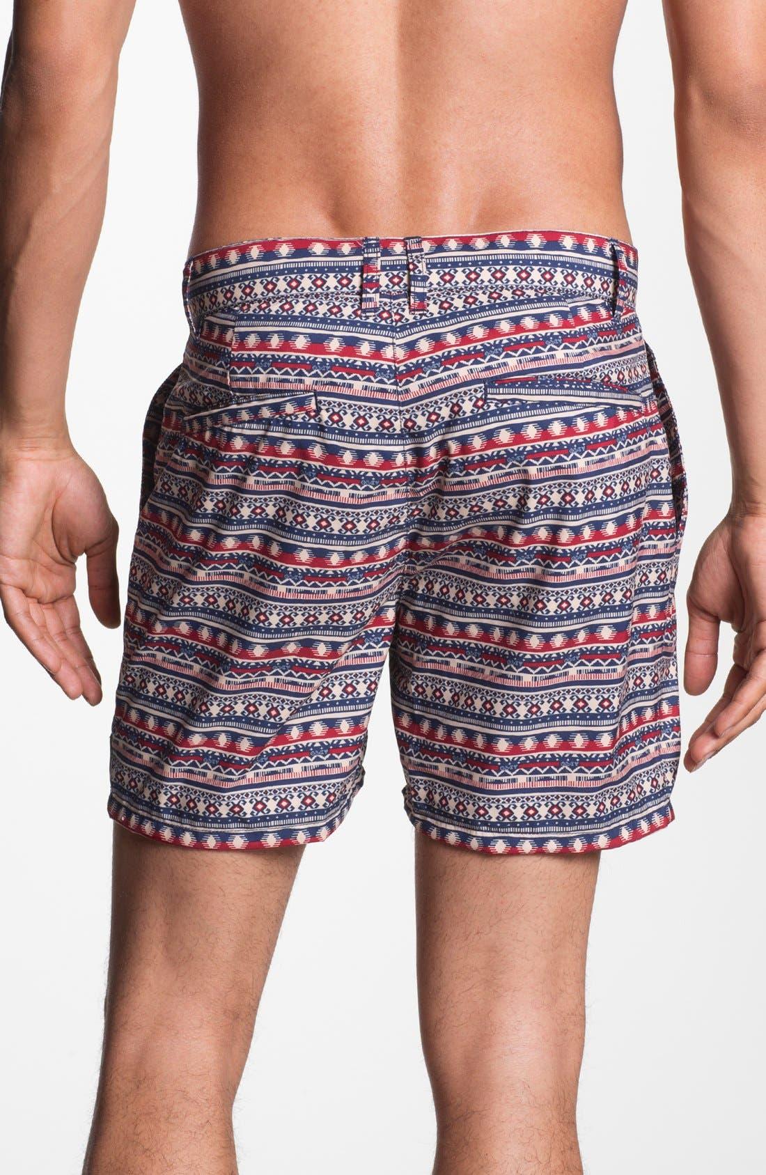 Alternate Image 2  - Obey 'Marrakesh' Swim Shorts
