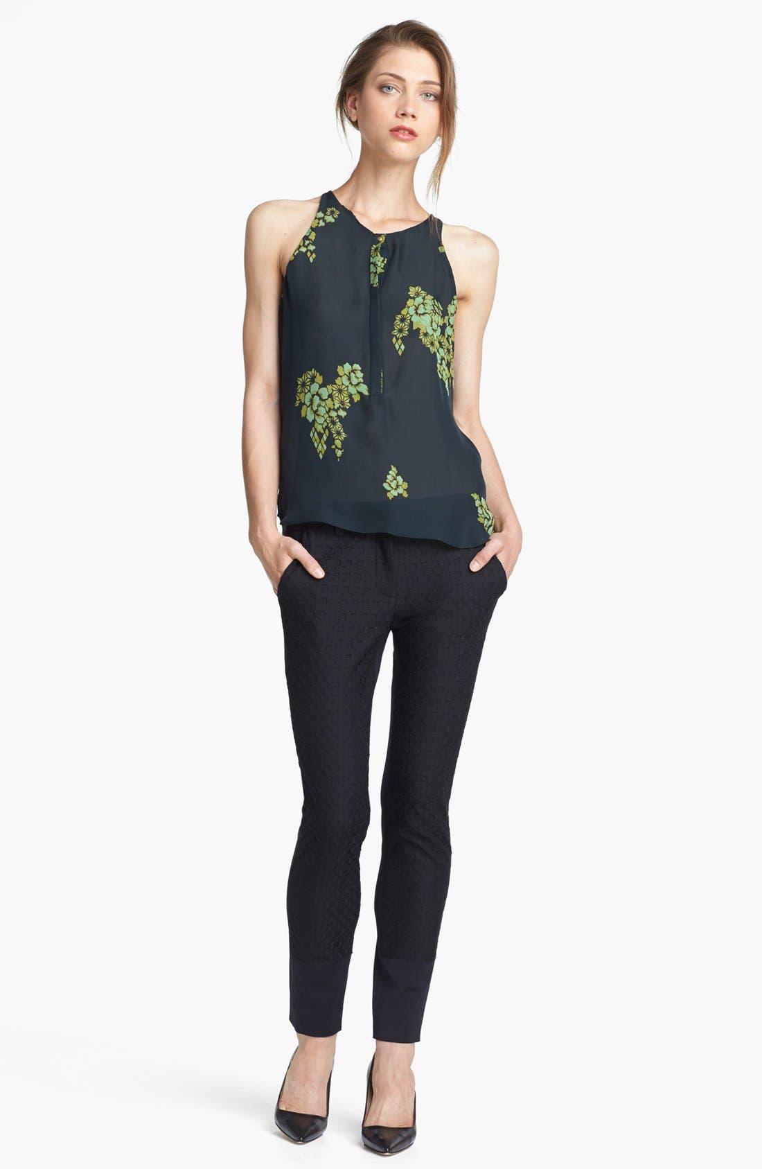 Alternate Image 1 Selected - A.L.C. 'Lennox' Floral Top