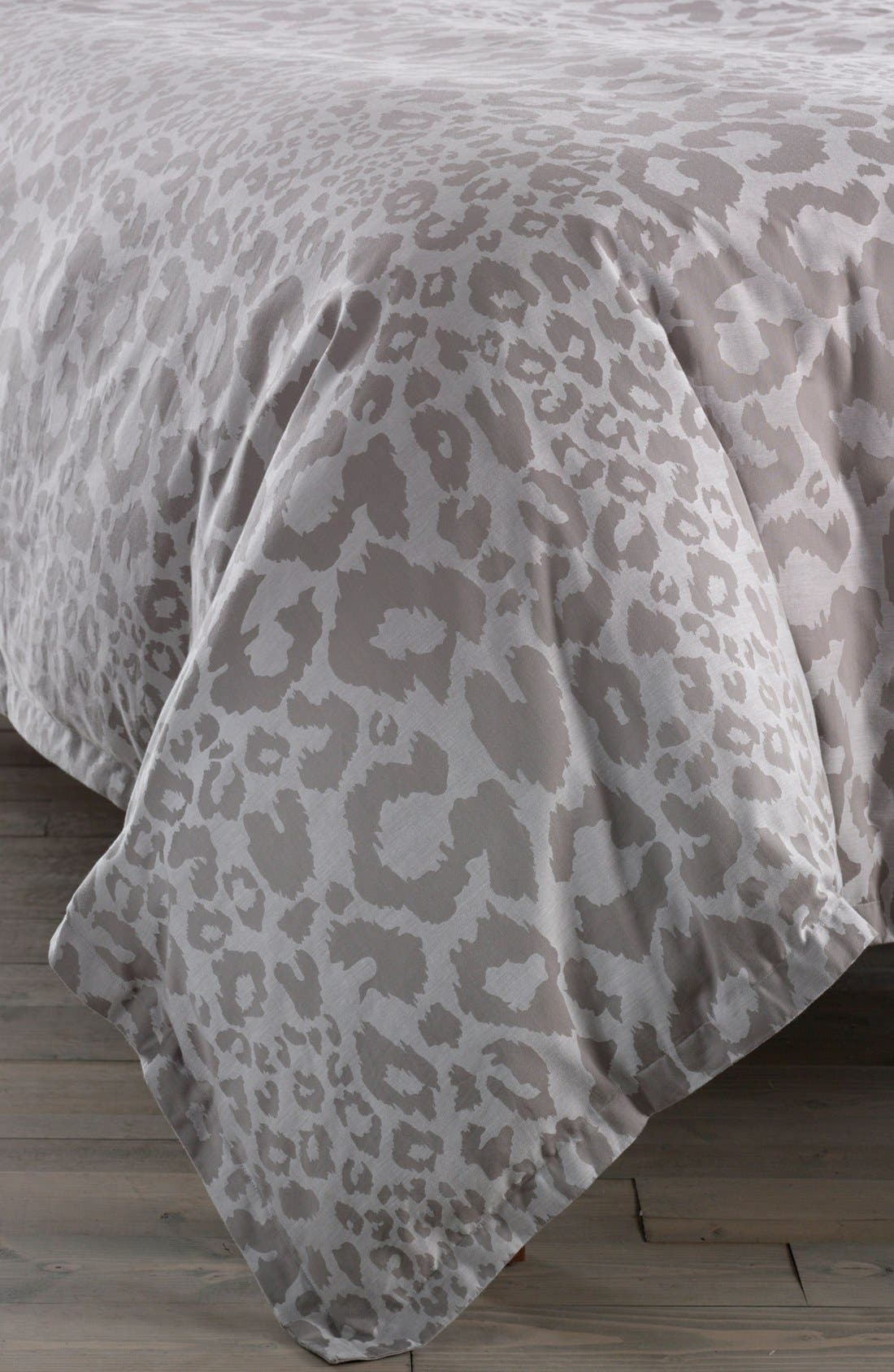Alternate Image 1 Selected - Nordstrom at Home 'Jacqueline' Reversible 300 Thread Count Duvet Cover