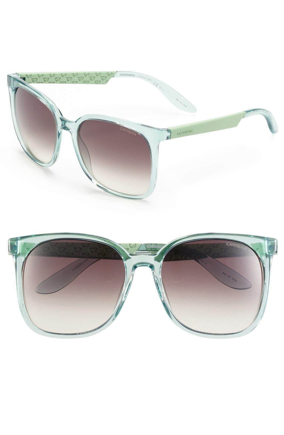 Alternate Image 1 Selected - Carrera Eyewear 57mm Sunglasses