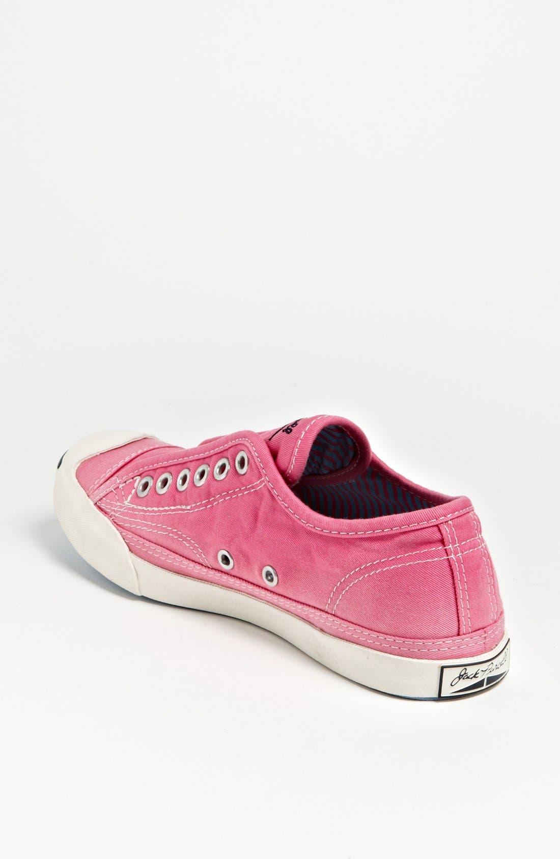 Alternate Image 3  - Converse 'Jack Purcell LP' Slip-On Sneaker