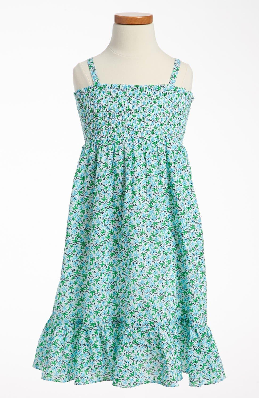 Alternate Image 1 Selected - Tucker + Tate 'Laurel' Dress (Big Girls)