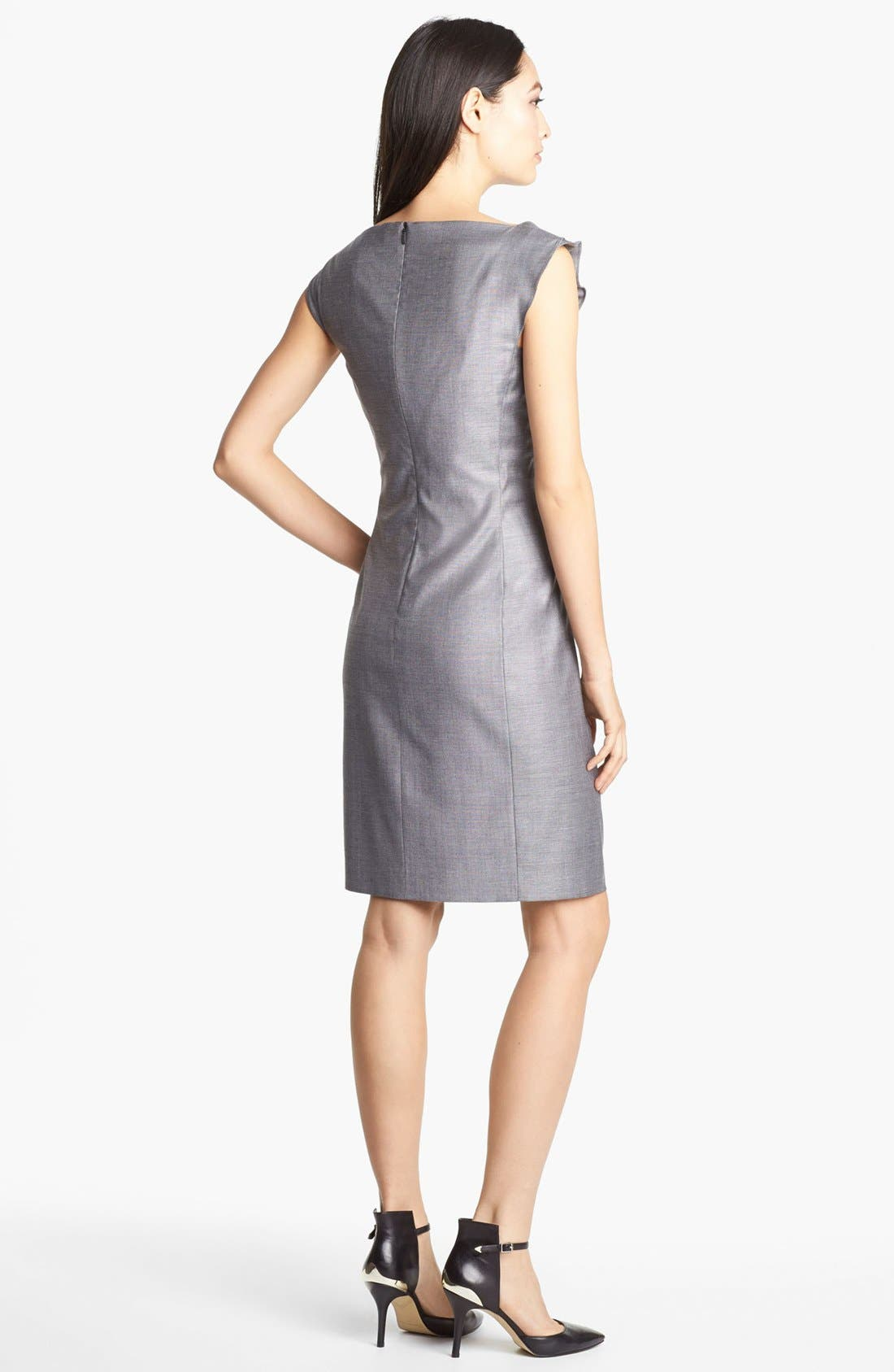 Alternate Image 2  - BOSS HUGO BOSS 'Daperla' Sheath Dress