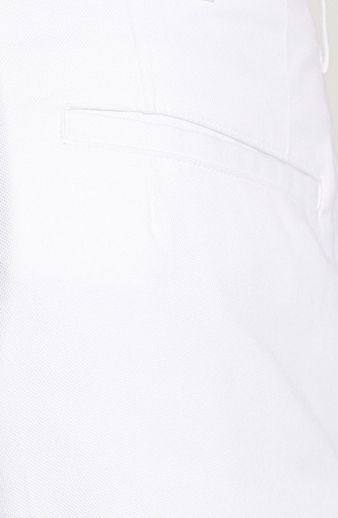 Alternate Image 4  - Junya Watanabe Crop Oxford Pants
