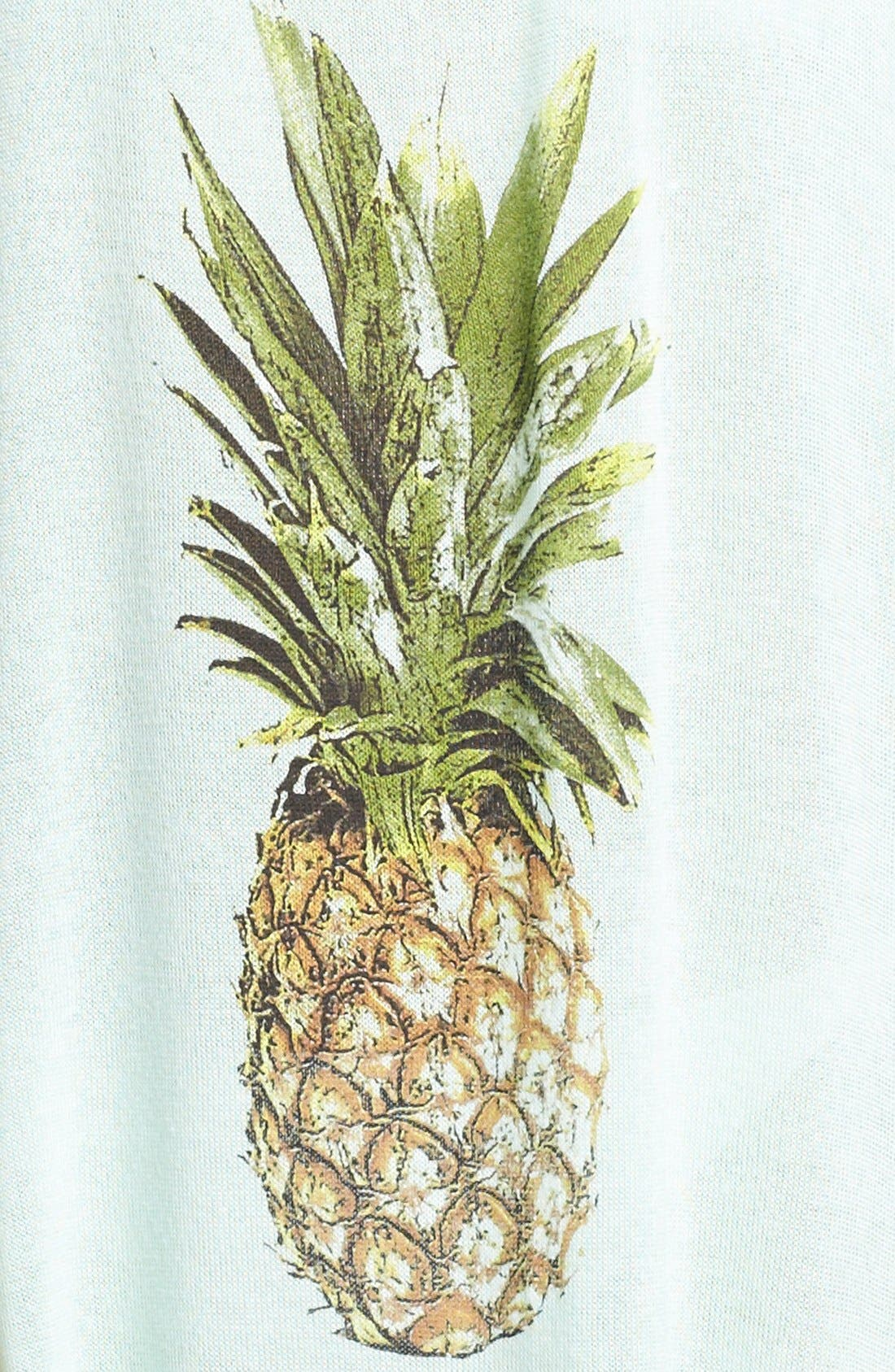 Alternate Image 3  - Wildfox 'Pineapple' Tunic Cover-Up