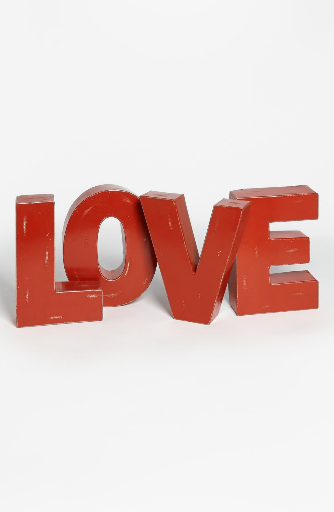 Alternate Image 1 Selected - Foreside 'Love' Decorative Metal Letters