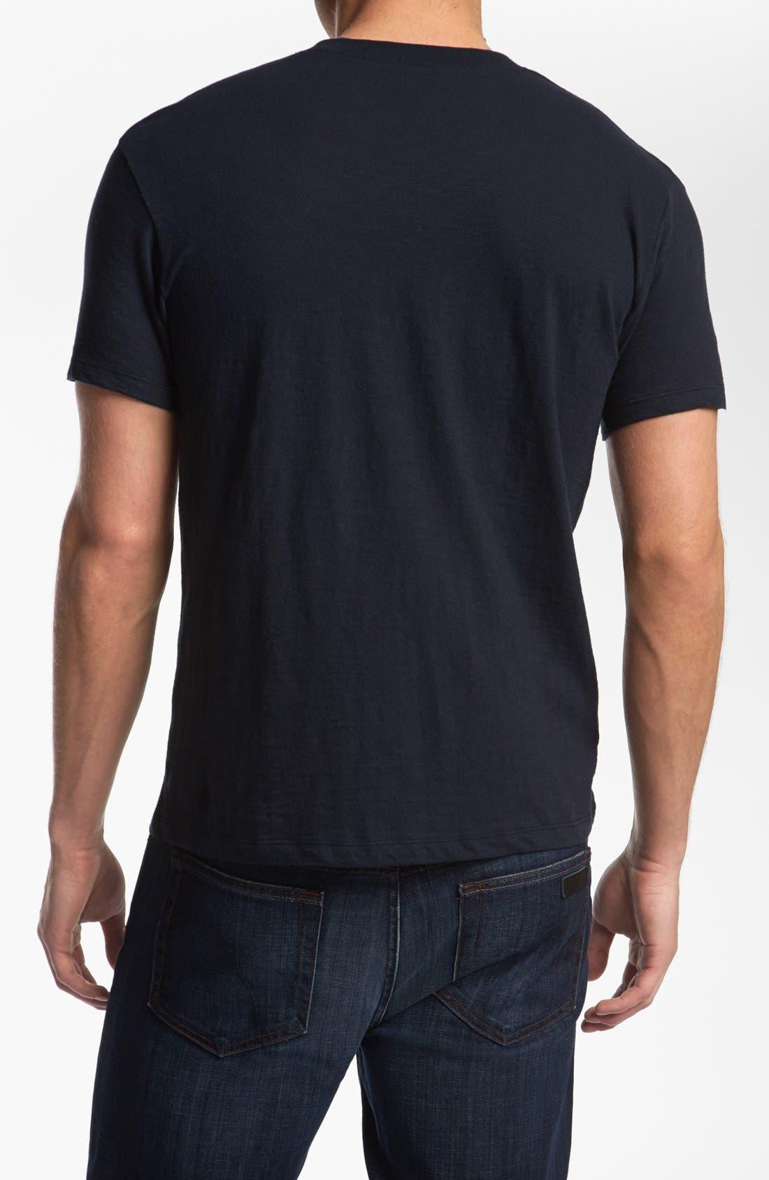 Alternate Image 2  - 47 Brand 'Detroit Tigers - Scrum' T-Shirt