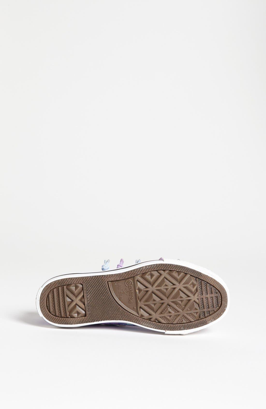 Alternate Image 4  - Converse 'Loop 2 Knot' Sneaker (Toddler, Little Kid & Big Kid)