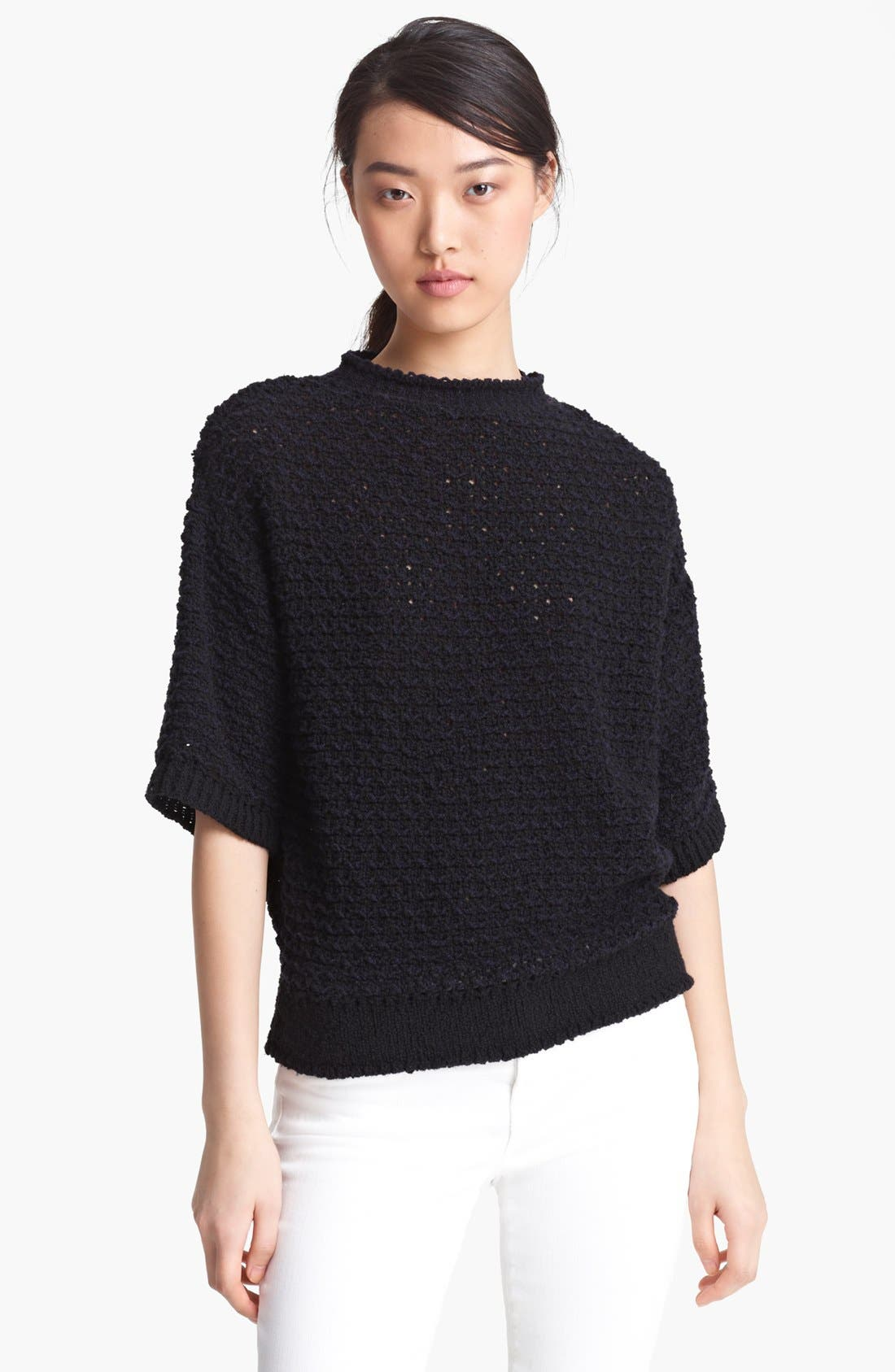 Alternate Image 1 Selected - Nina Ricci Funnel Neck Sweater