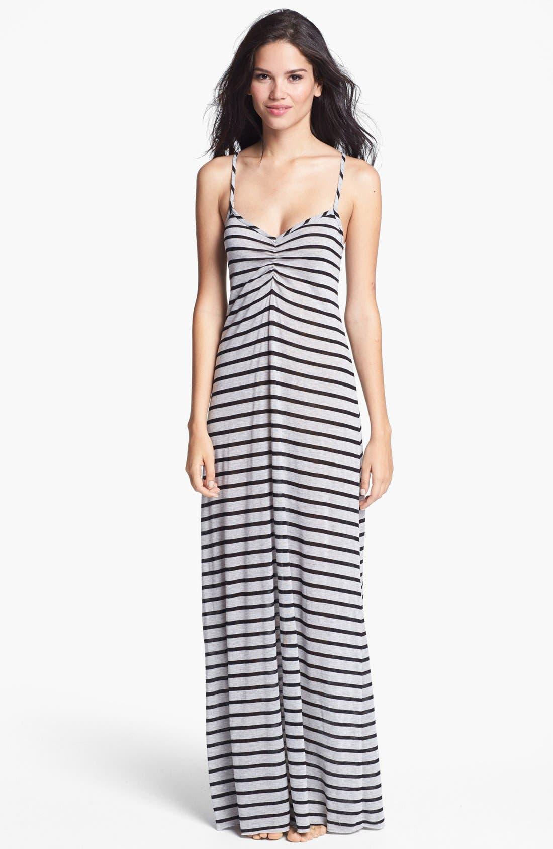 Main Image - Vitamin A® 'Erica' Maxi Dress