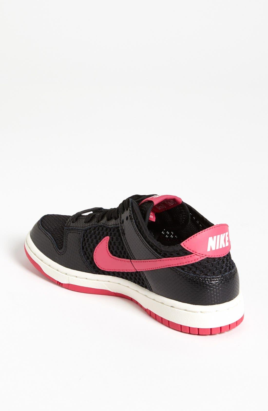Alternate Image 2  - Nike 'Dunk Low' Sneaker (Women)