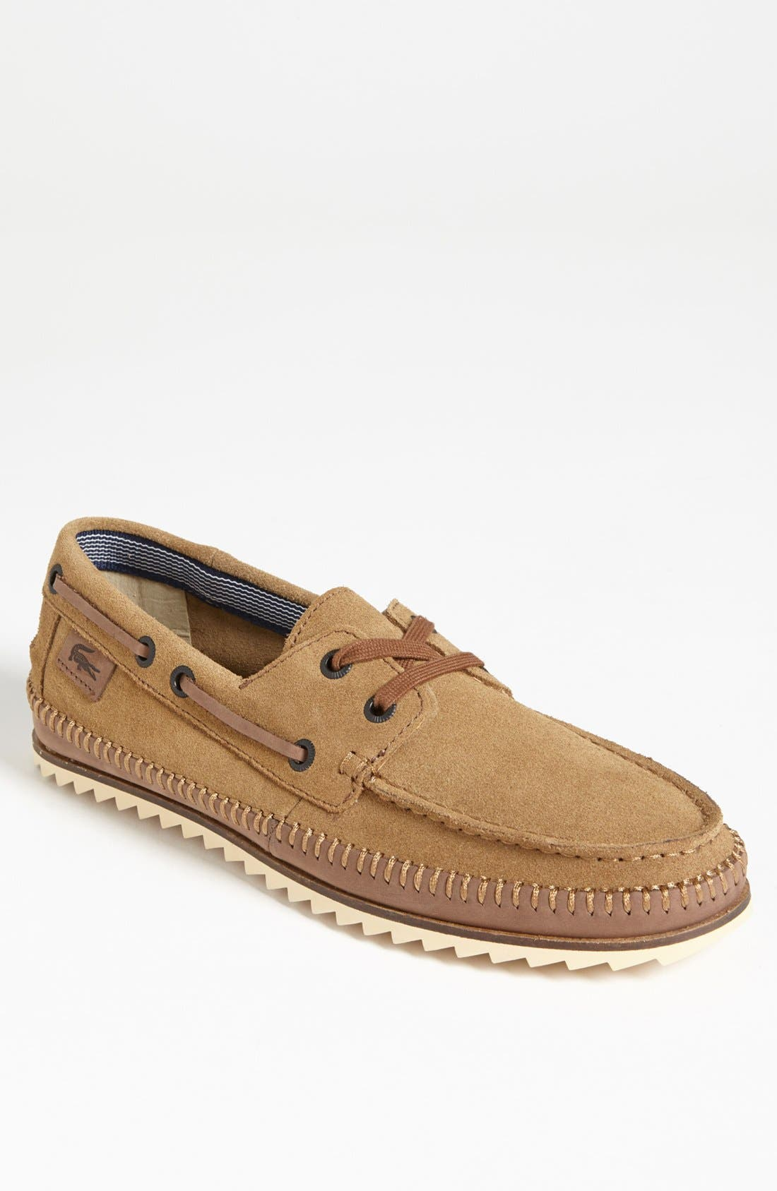 Alternate Image 1 Selected - Lacoste 'Sauville' Boat Shoe