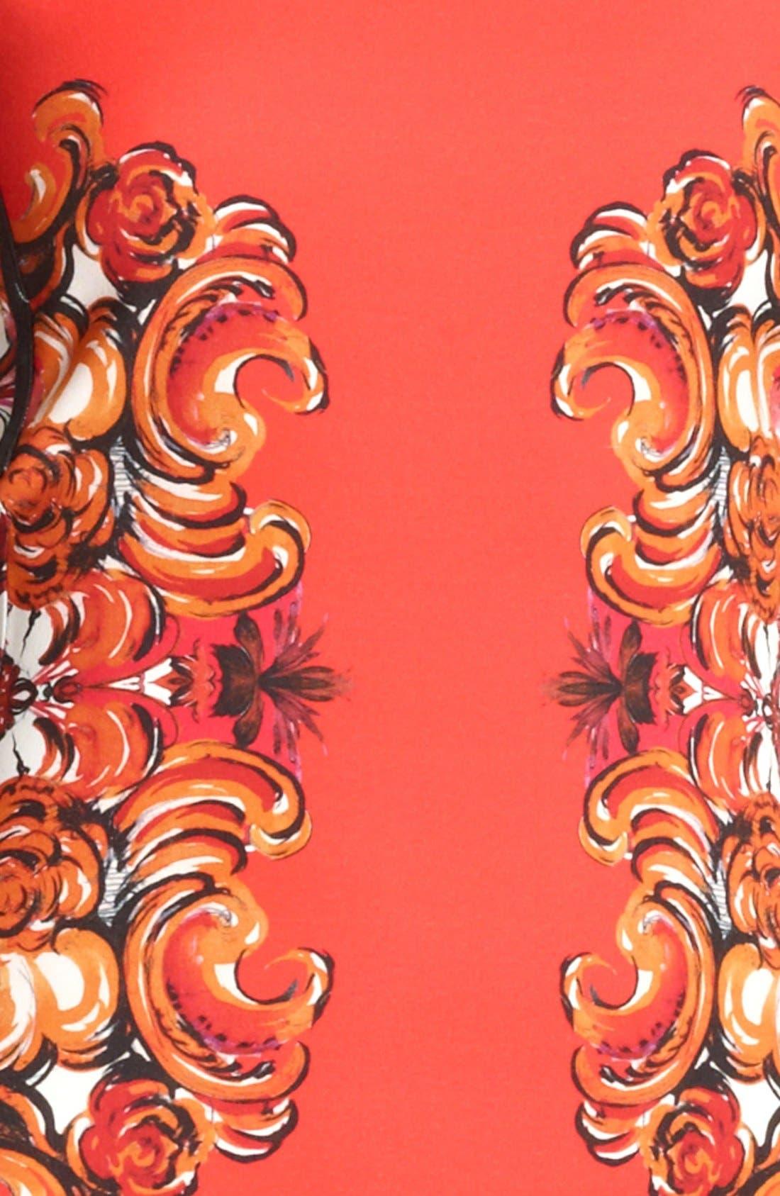 Alternate Image 3  - Roberto Cavalli 'Dafni Print' Dress