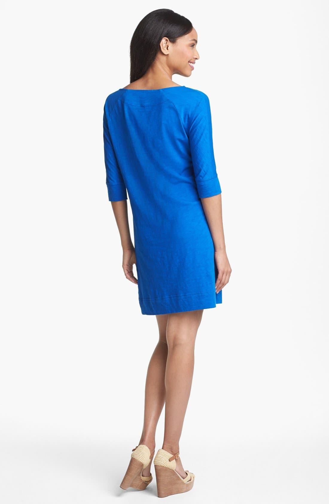 Alternate Image 2  - Lilly Pulitzer® 'Cassie' Cotton Dress