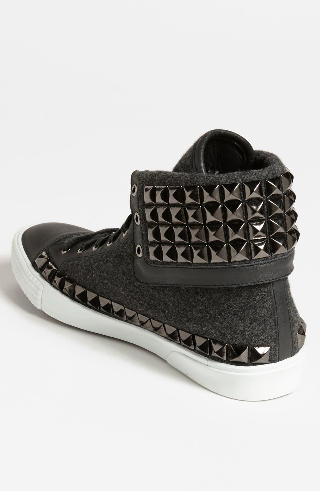 Alternate Image 2  - Jimmy Choo 'Spencer' Studded Sneaker