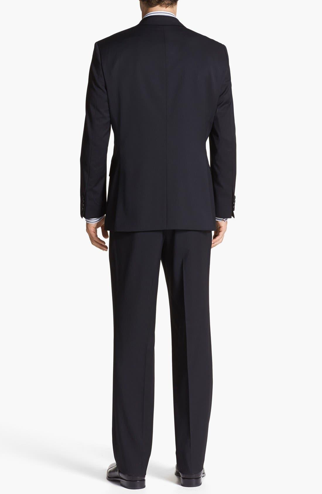 Alternate Image 2  - BOSS HUGO BOSS 'Pasolini/Movie' Wool Suit