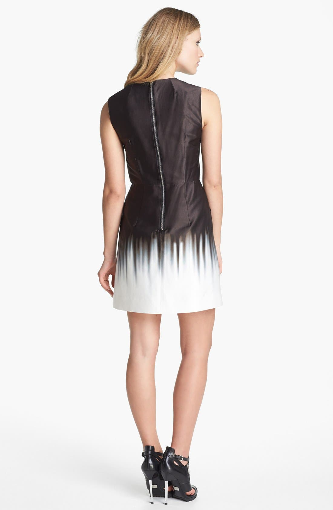Alternate Image 2  - Milly 'Coco' Print Sheath Dress