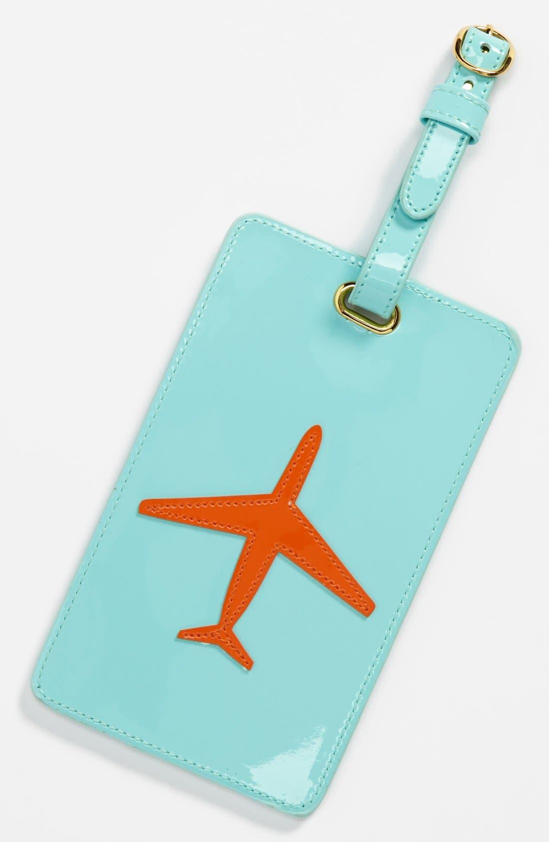 Main Image - Lolo 'Airplane' Luggage Tag