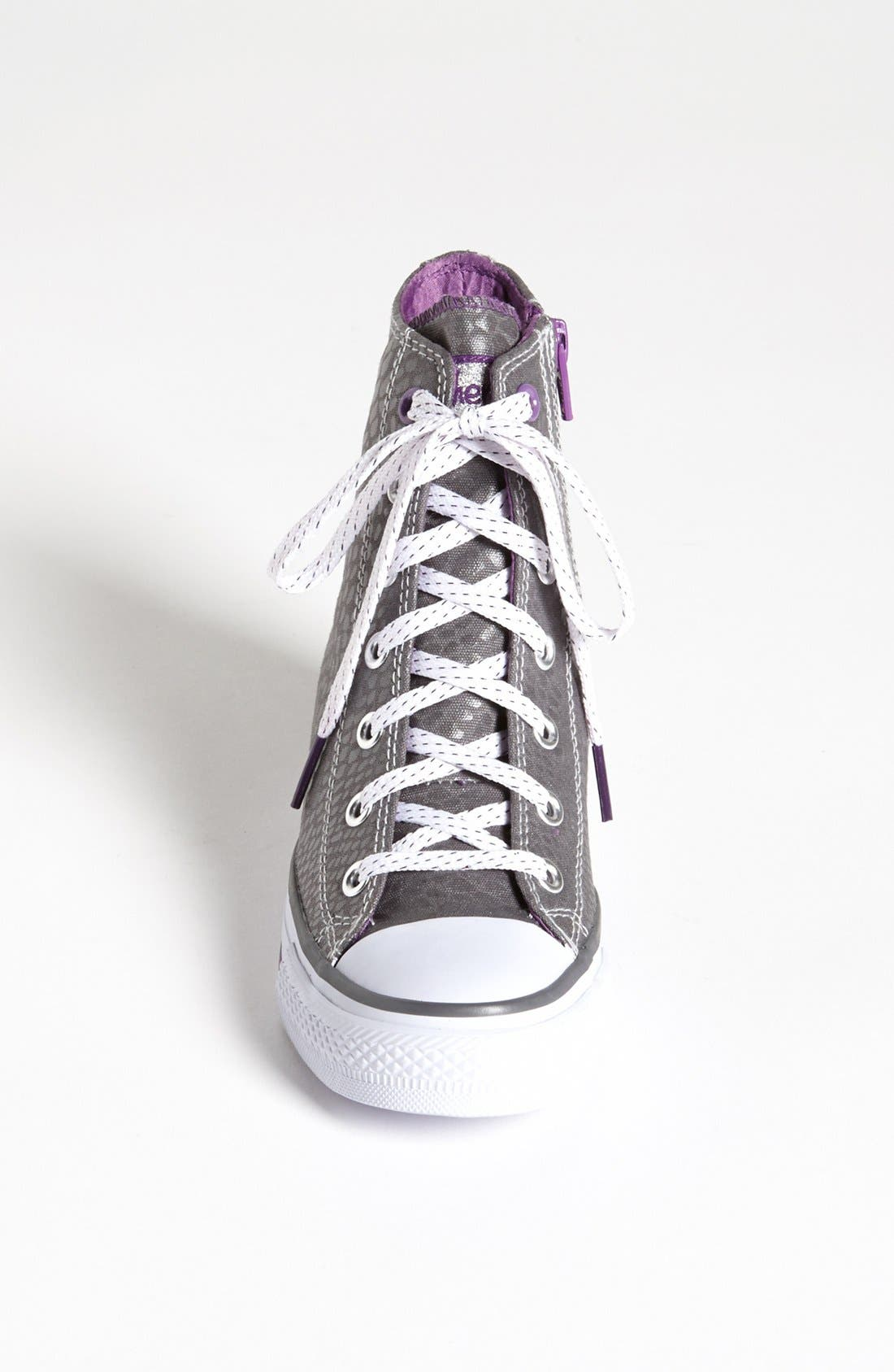 Alternate Image 3  - SKECHERS 'Gimme Wedge' Sneaker (Toddler, Little Kid & Big Kid)