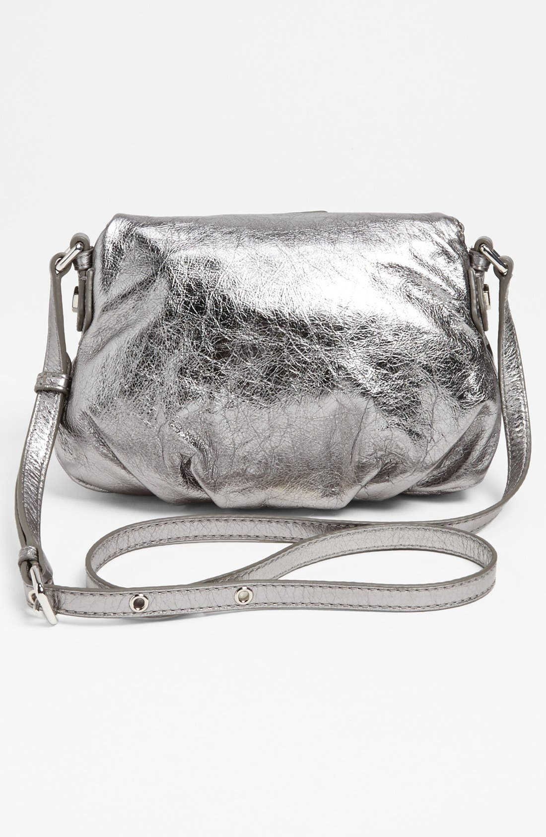 Alternate Image 4  - MARC BY MARC JACOBS 'Classic Q Natasha - Mini' Crossbody Flap Bag