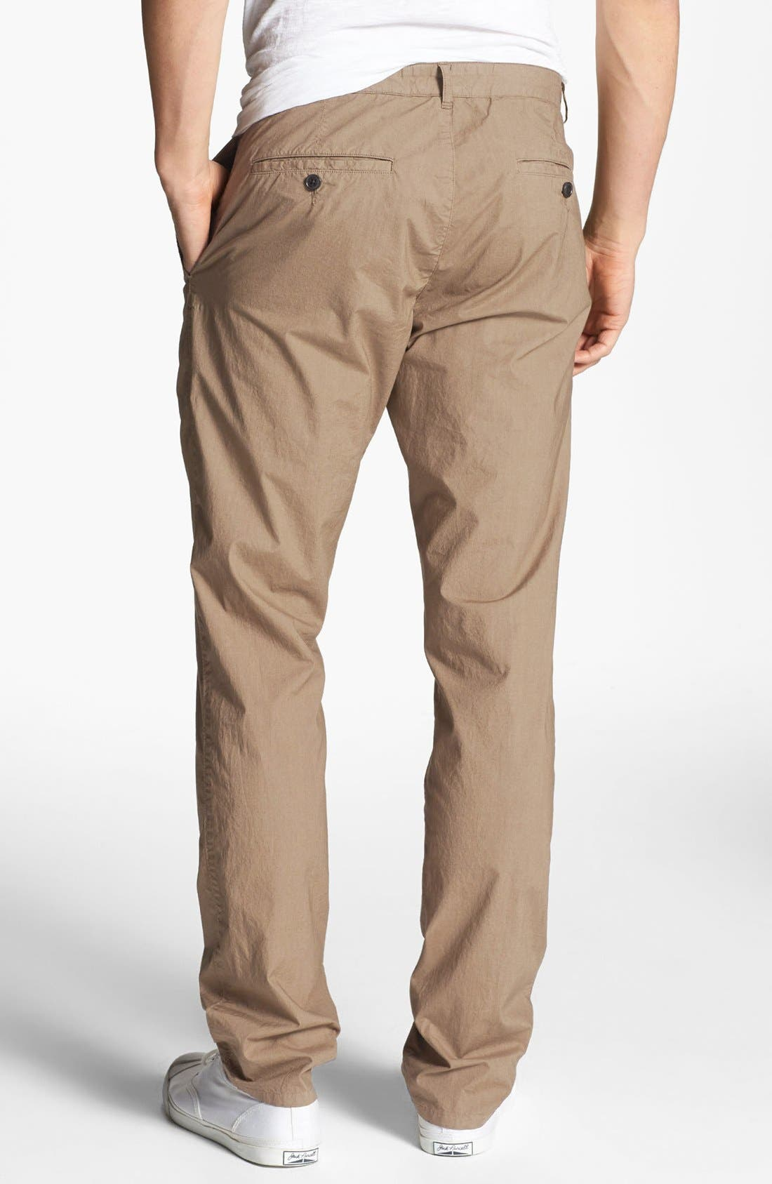 Alternate Image 2  - Theory 'Raffi T. Surin' Slim Fit Chinos