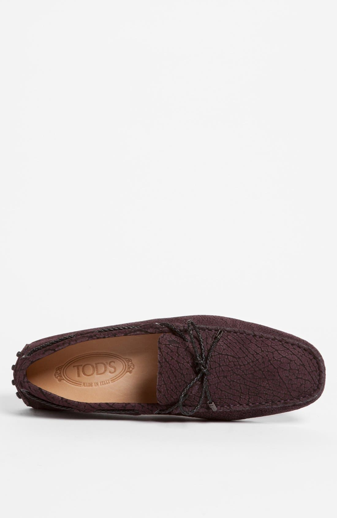 Alternate Image 3  - Tod's 'Lacceto' Driving Shoe