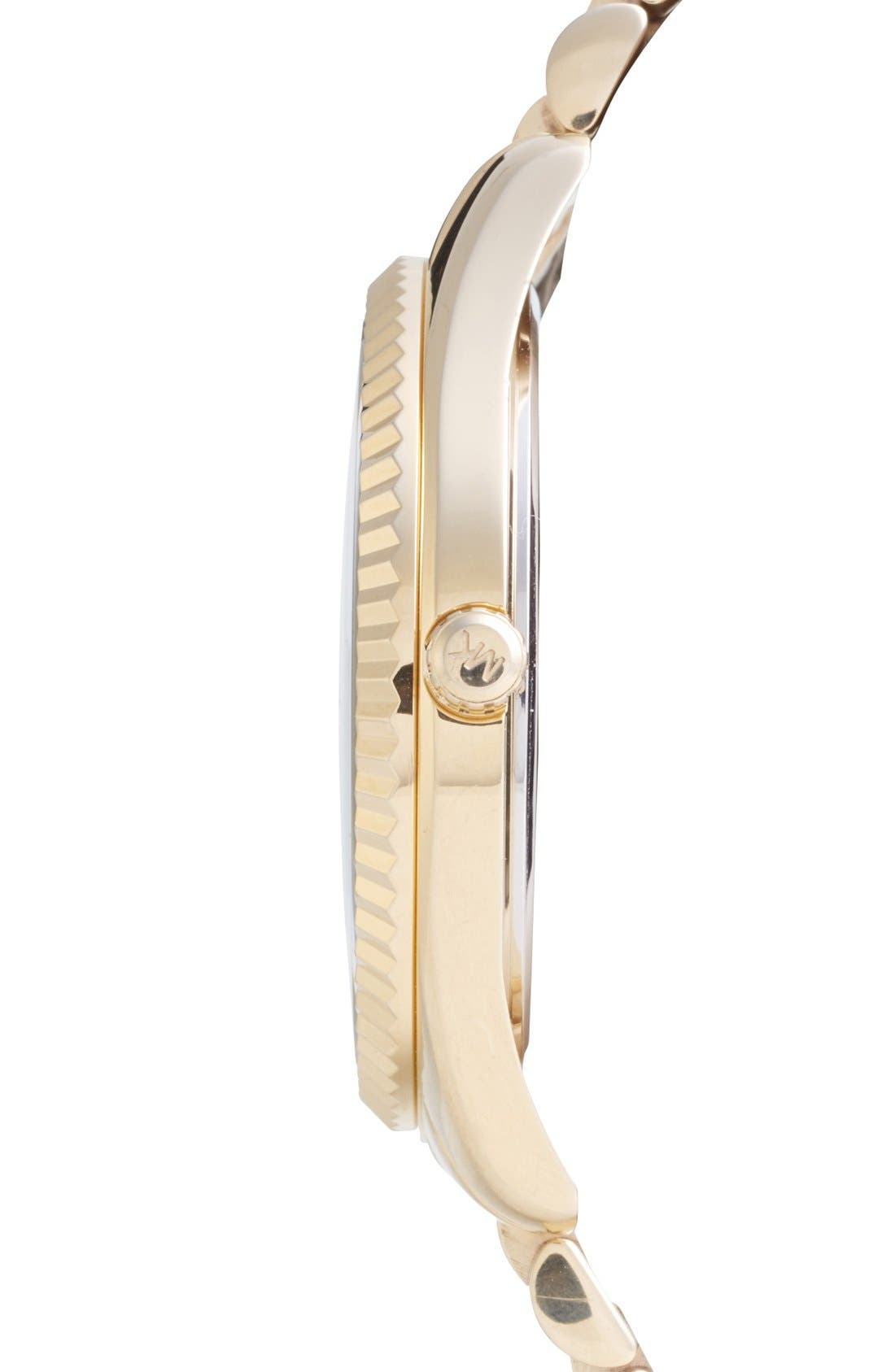 Alternate Image 3  - Michael Kors 'Blake' Bracelet Watch, 42mm
