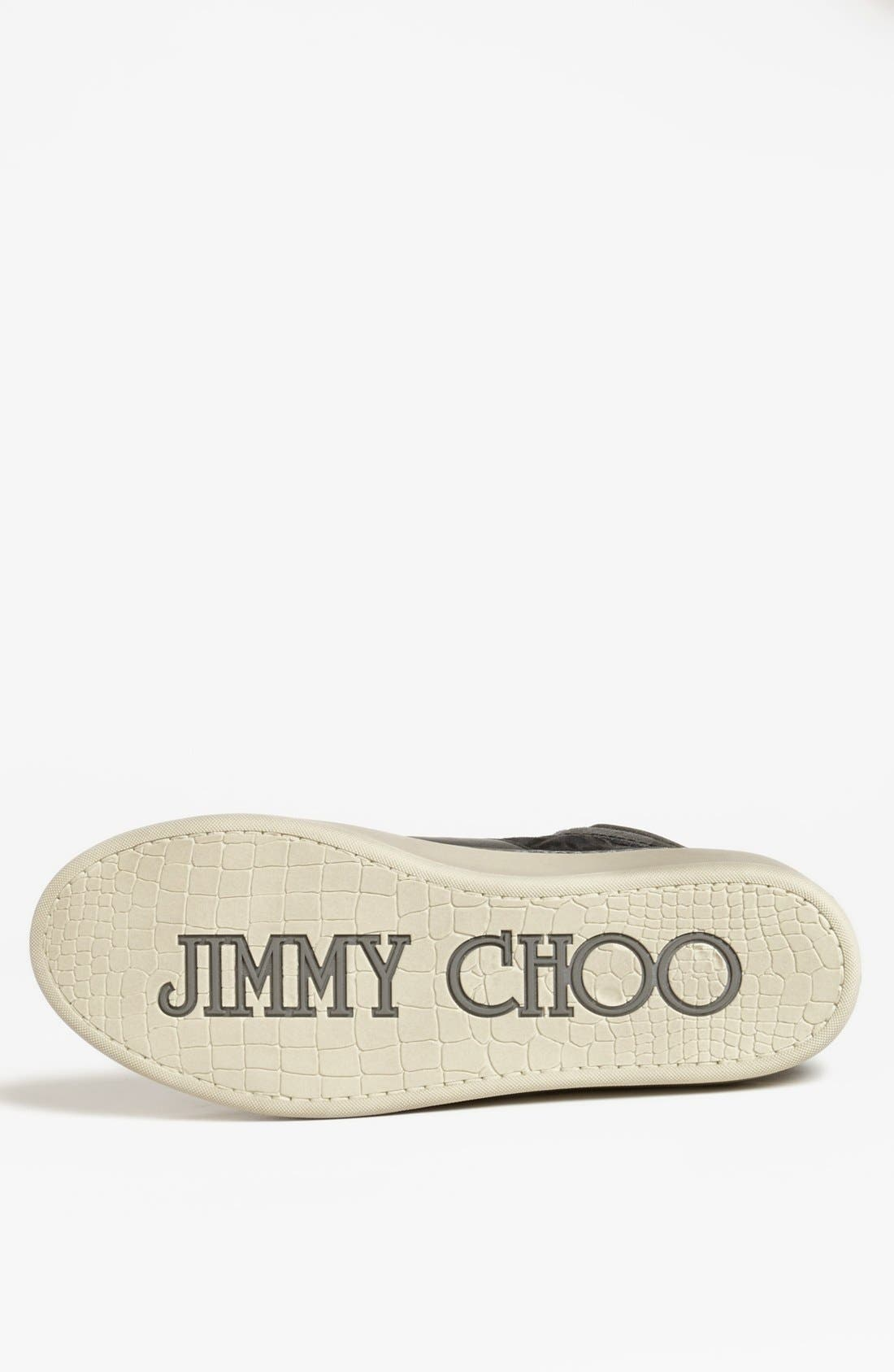 Alternate Image 4  - Jimmy Choo 'Belgravi' Sneaker