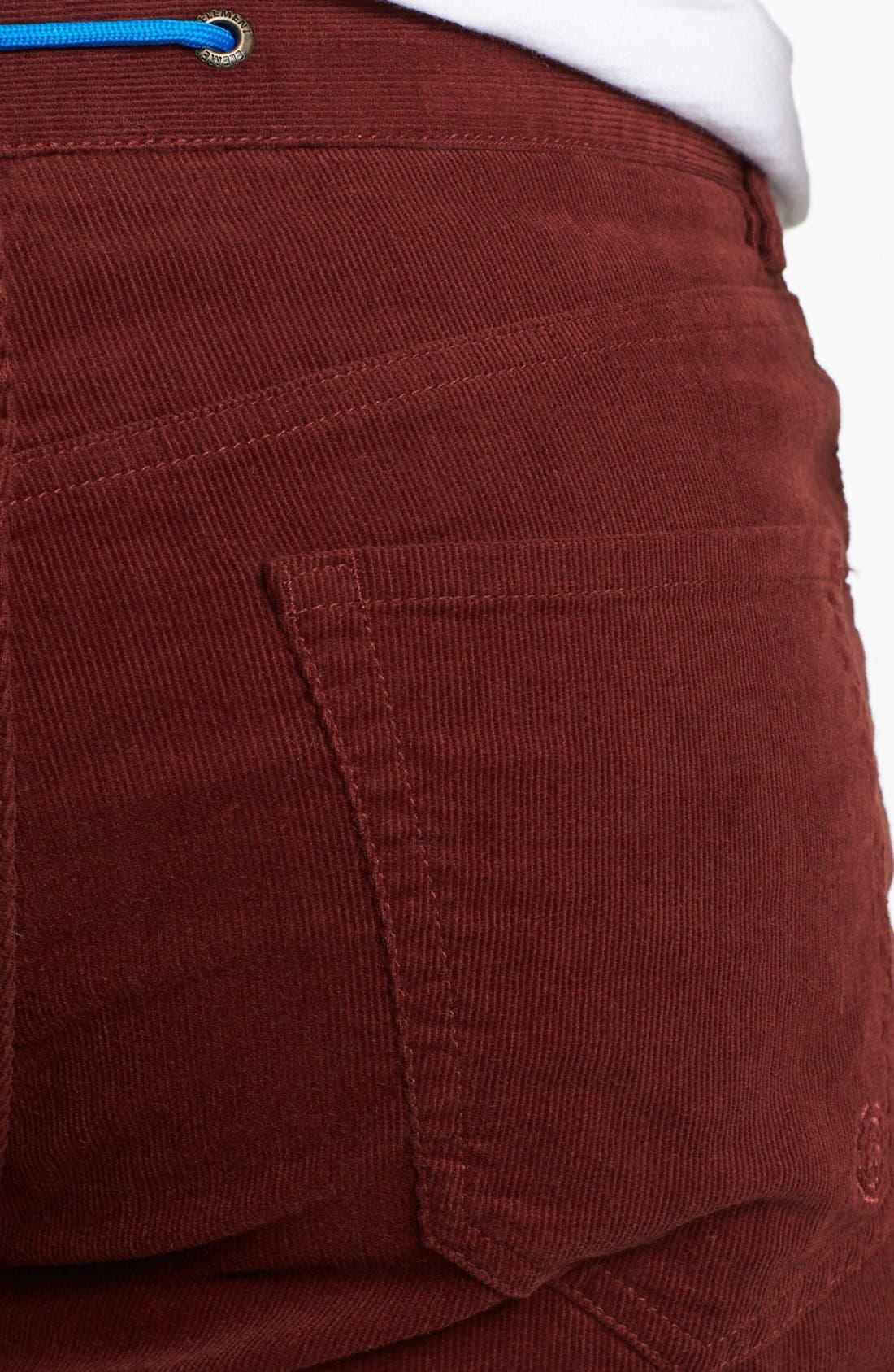 Alternate Image 3  - Element 'Essex' Corduroy Shorts