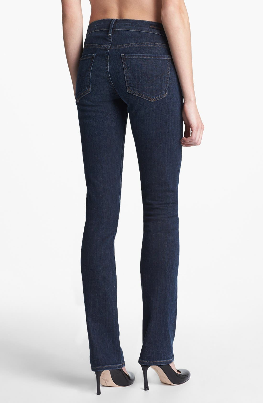 Alternate Image 2  - Citizens of Humanity 'Ava' Straight Leg Jeans (Celestial)