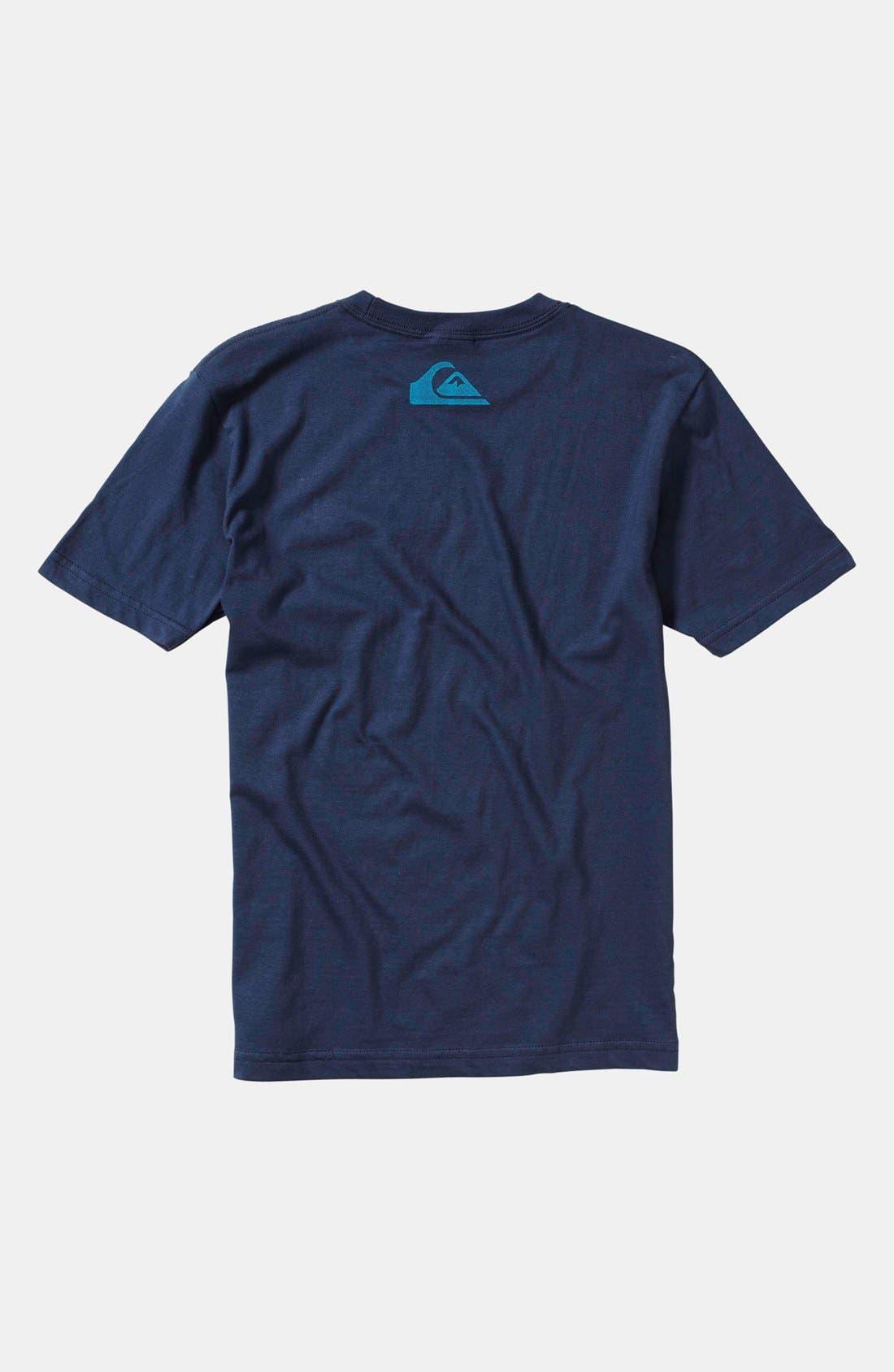 Alternate Image 2  - Quiksilver 'Simplifier' T-Shirt (Toddler Boys)