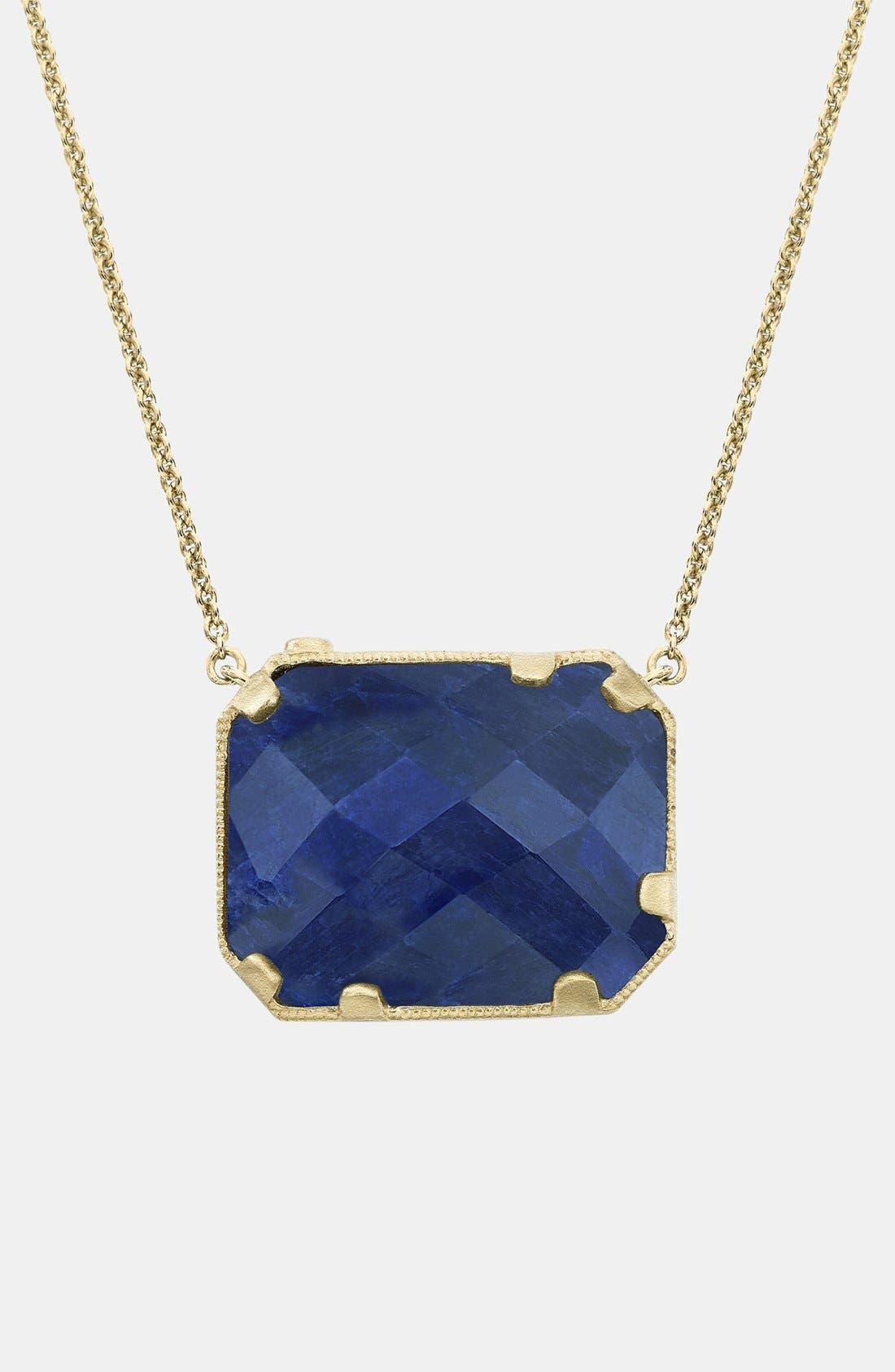 Main Image - Whitney Stern Stone Pendant Necklace