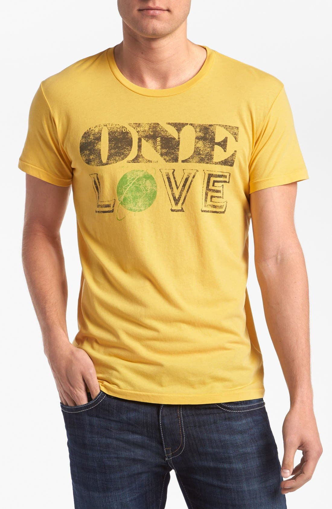 Alternate Image 1 Selected - Sol Angeles 'One Love' T-Shirt