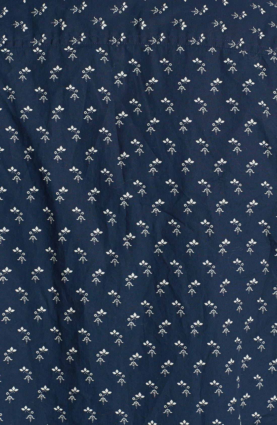 Alternate Image 2  - Original Penguin 'Industry Geo' Slim Fit Print Woven Shirt