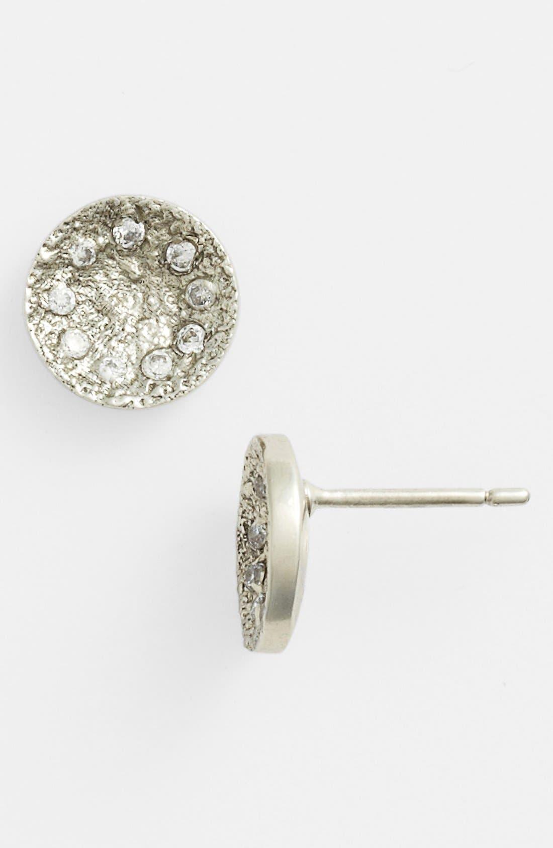 Alternate Image 1 Selected - Melinda Maria 'Mini Nelly' Pod Stud Earrings (Online Only)