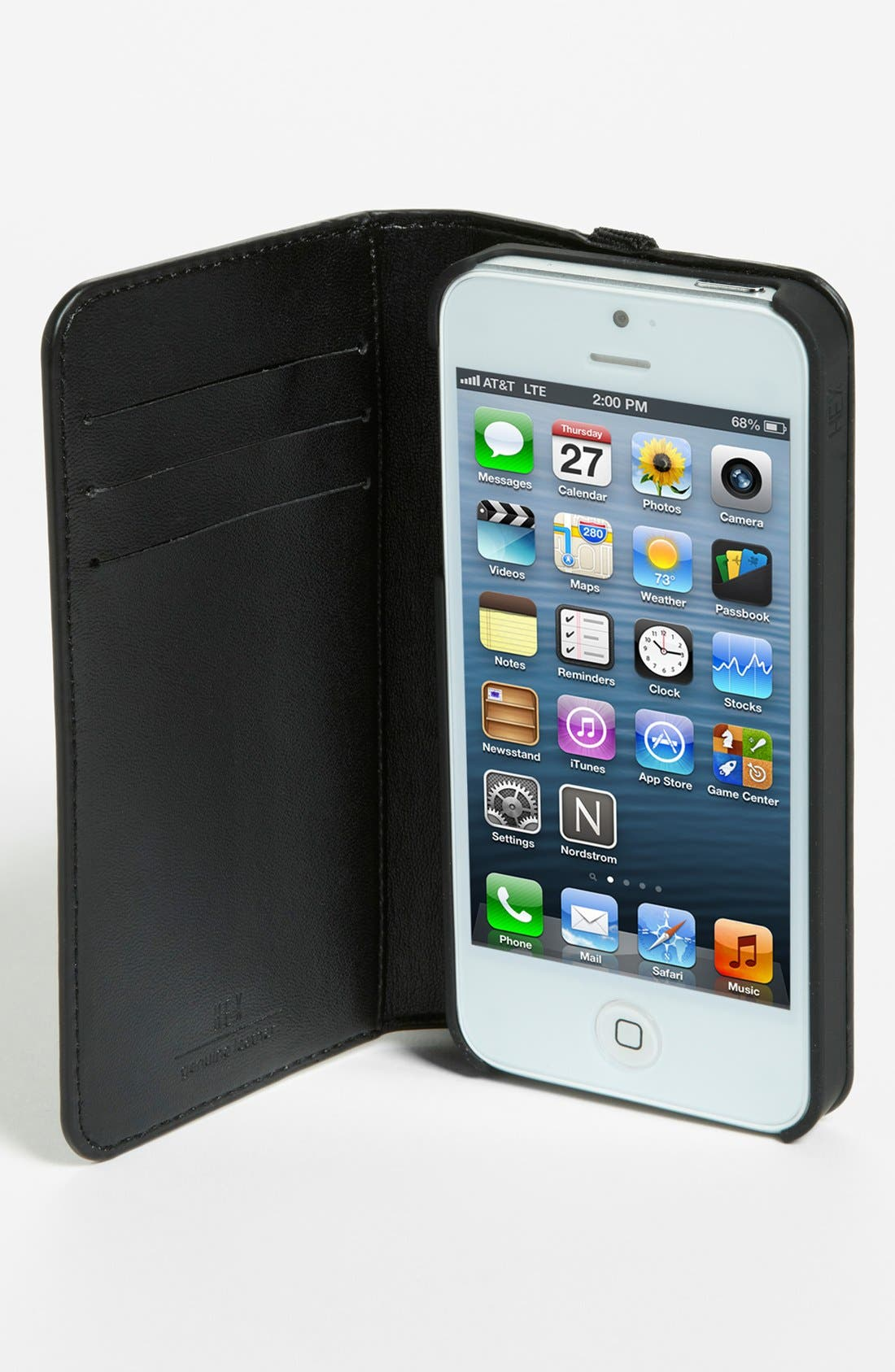 Alternate Image 2  - HEX 'Axis' iPhone 5 Wallet