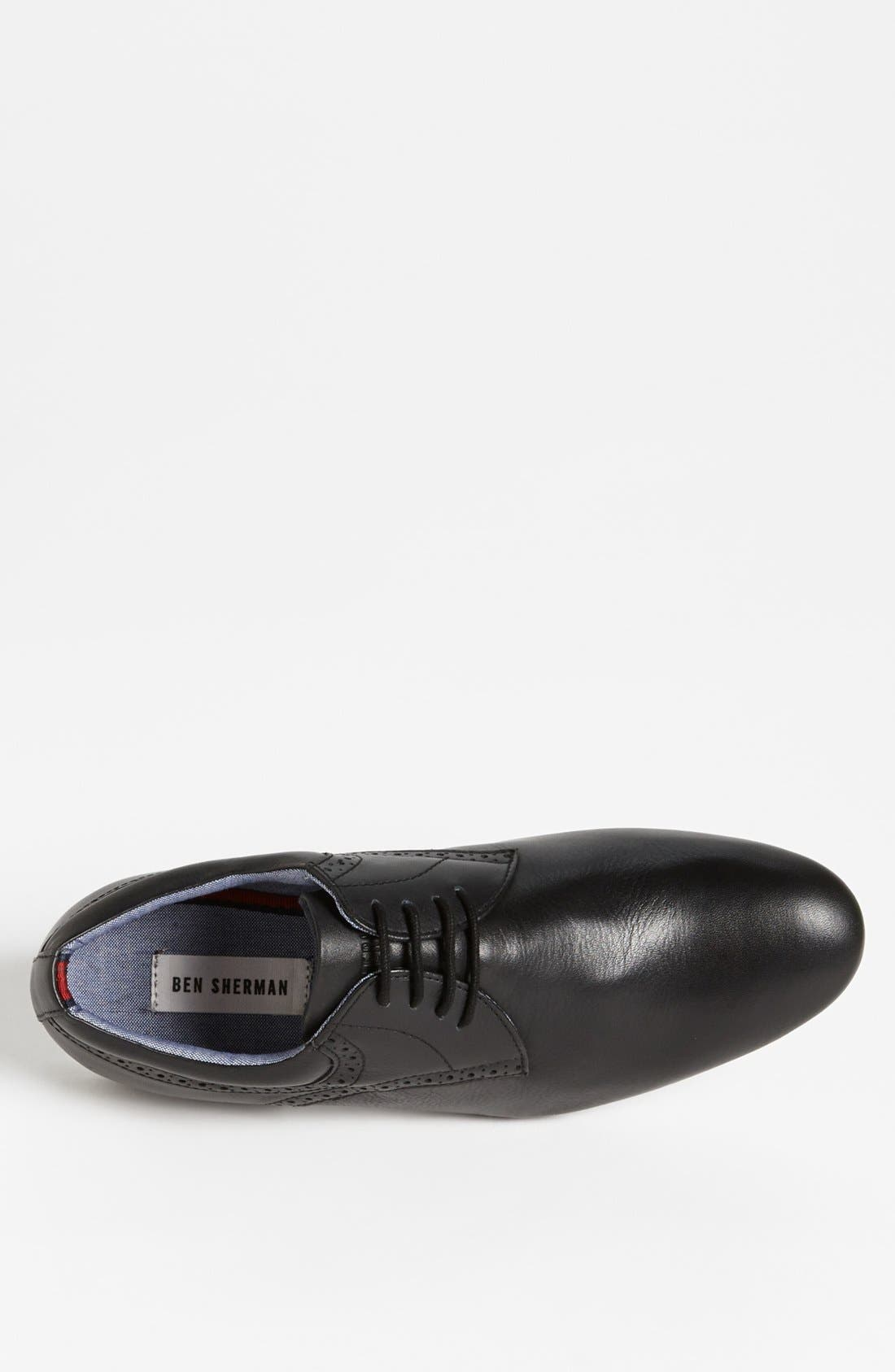 Alternate Image 3  - Ben Sherman 'Vim' Plain Toe Derby