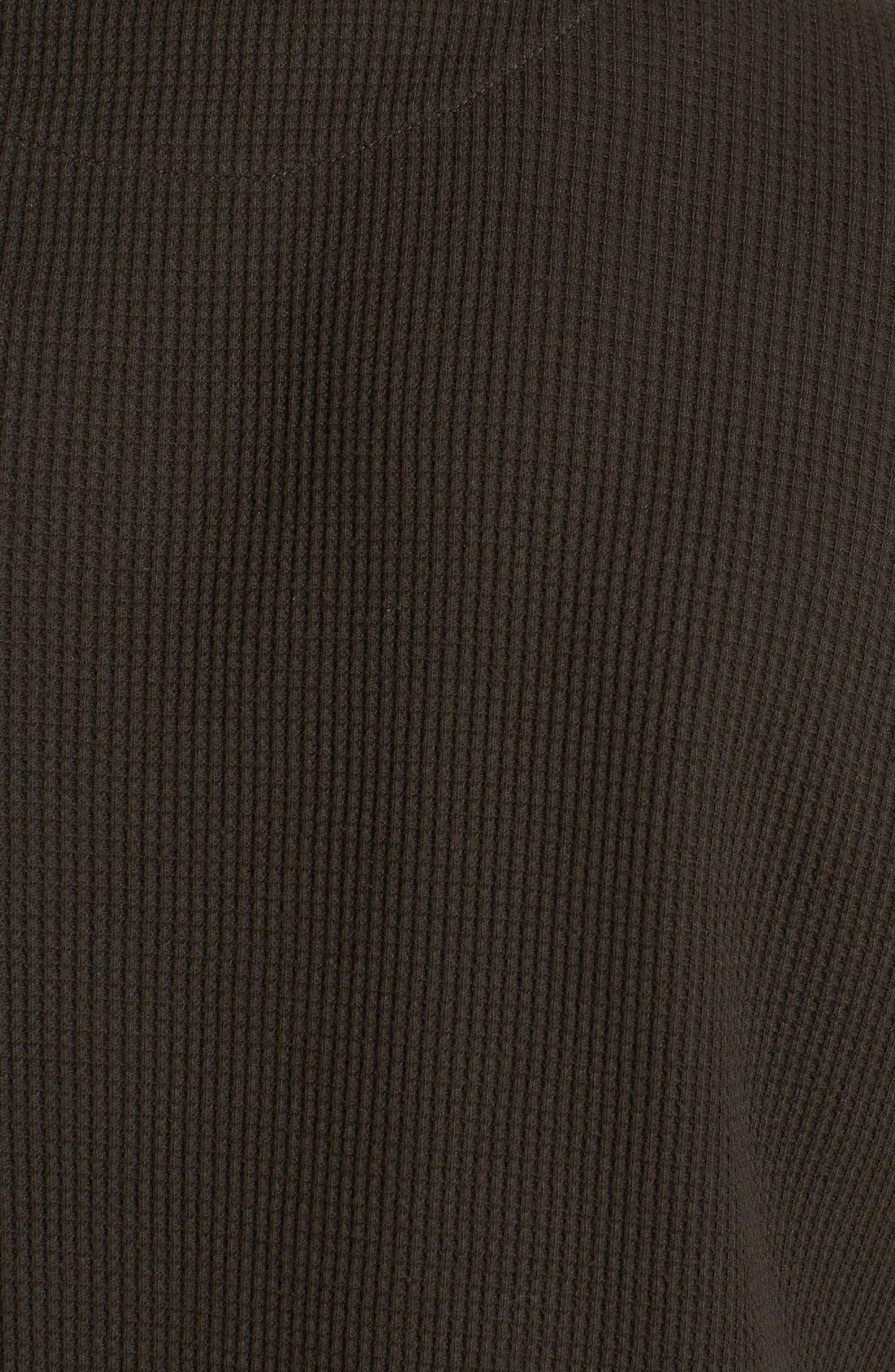 Alternate Image 3  - Michael Kors 'Waffle Wrap' Sweater