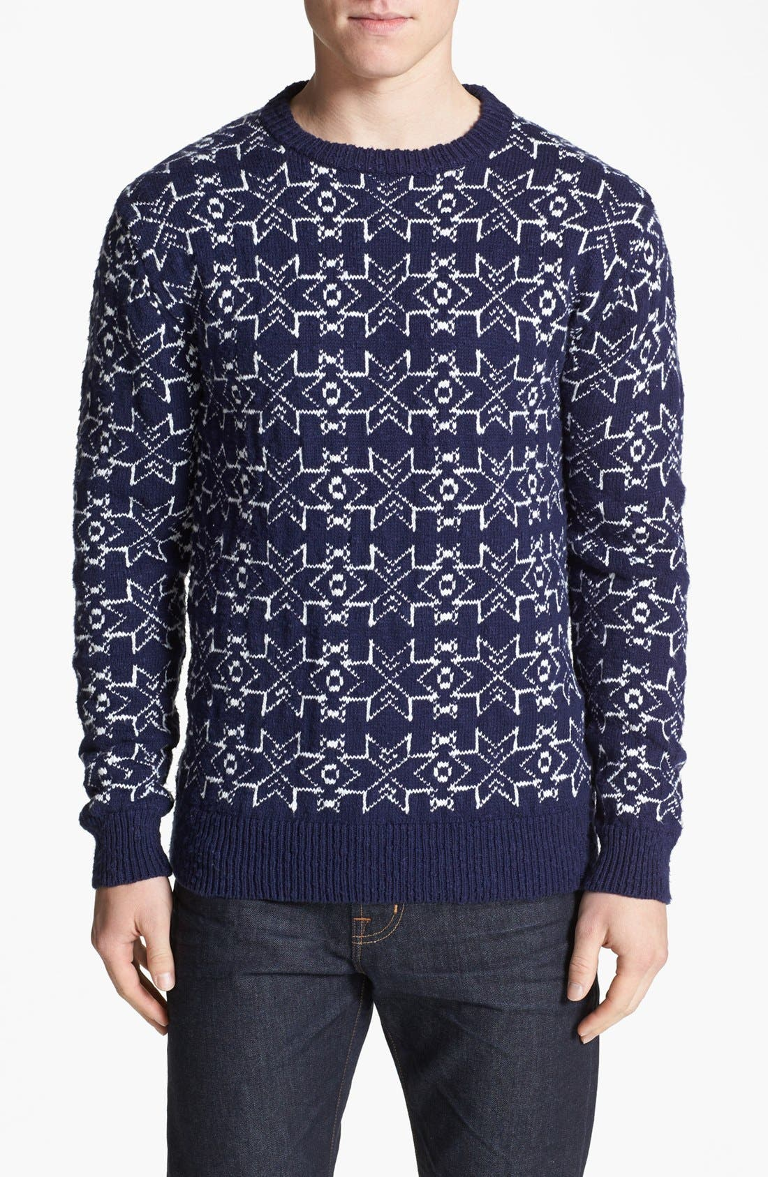 Alternate Image 1 Selected - French Connection 'Flagstaff' Sweater