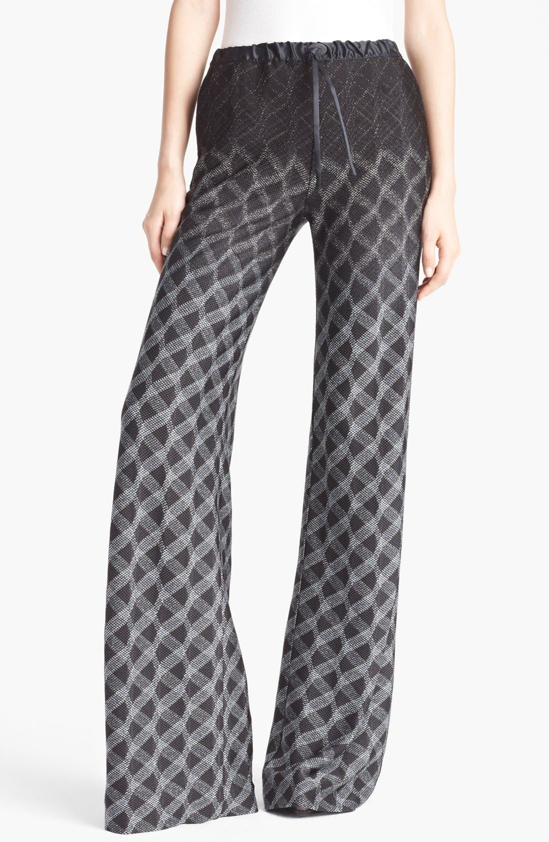 Alternate Image 1 Selected - Missoni Drawstring Pants