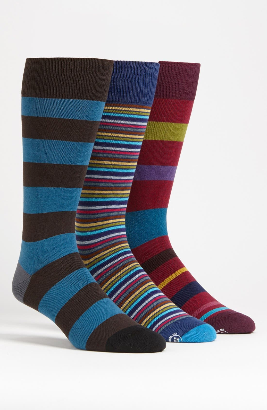 Alternate Image 1 Selected - Paul Smith Accessories Socks (3-Pack)