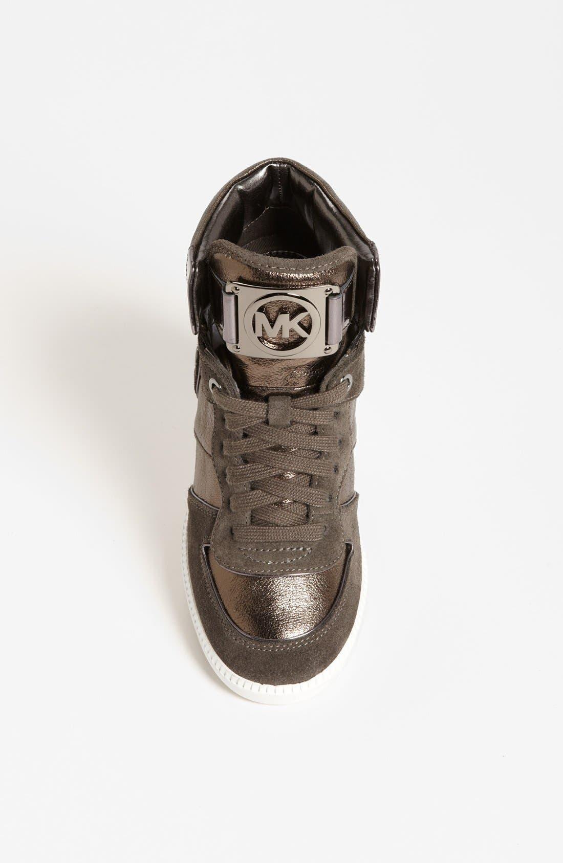 Alternate Image 3  - MICHAEL Michael Kors 'Nikko' High Top Sneaker