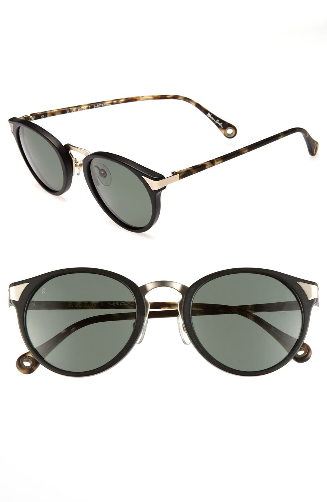 Main Image - RAEN 'Nera' 50mm Polarized Sunglasses