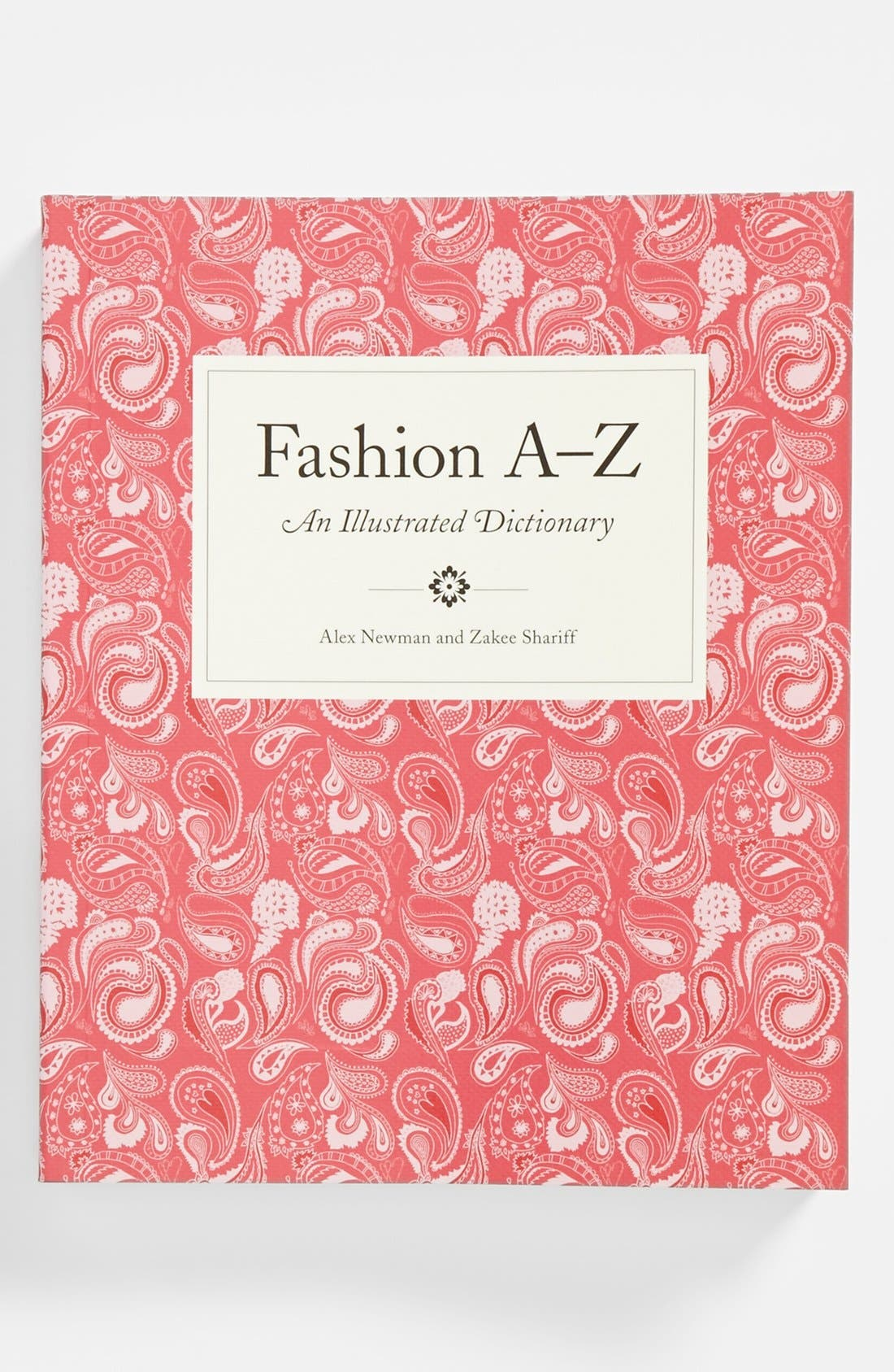 Main Image - 'Fashion A - Z' Illustrated Dictionary
