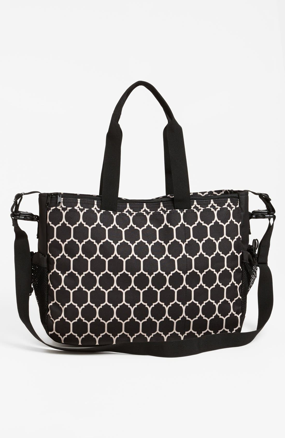 Alternate Image 3  - Skip Hop 'Duo Double Hold-It-All' Diaper Bag