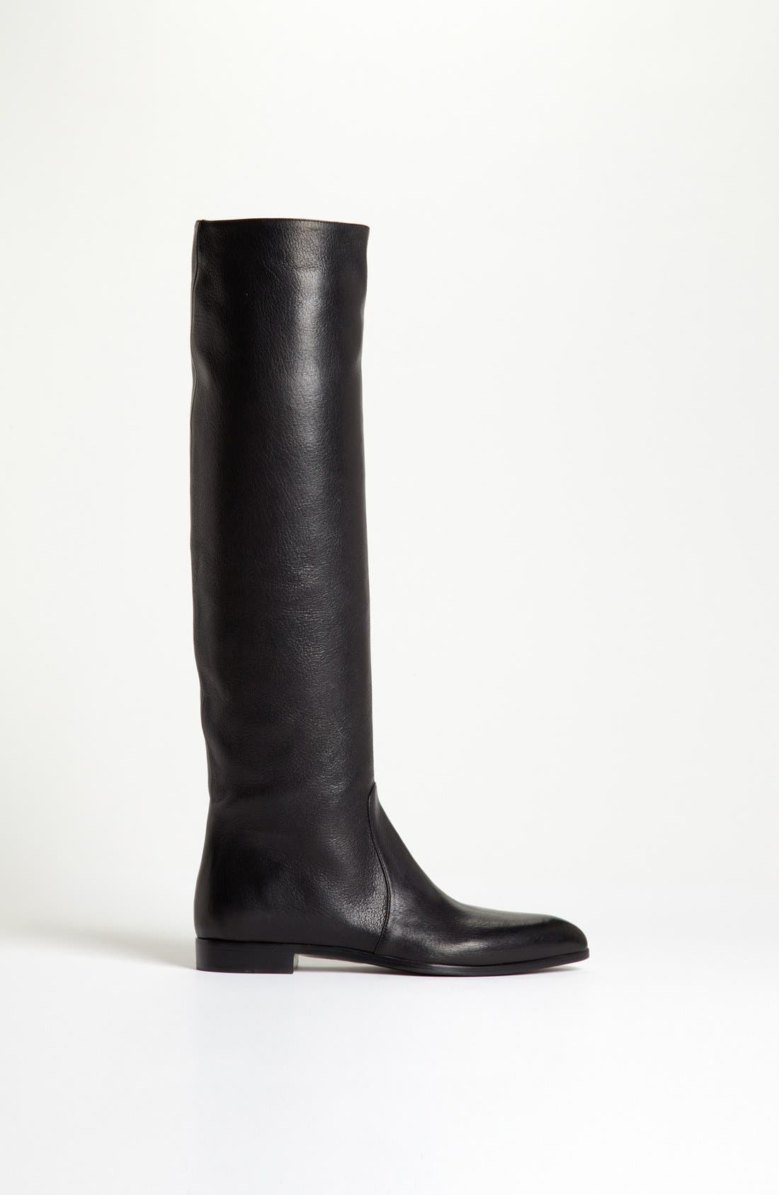 Alternate Image 4  - Prada Pointy Toe Over the Knee Boot
