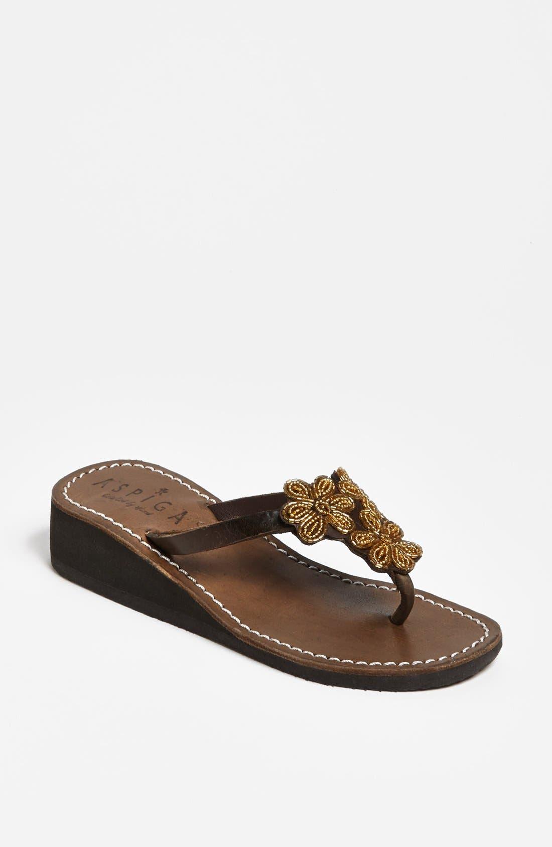 Alternate Image 1 Selected - Aspiga 'Minazi' Sandal