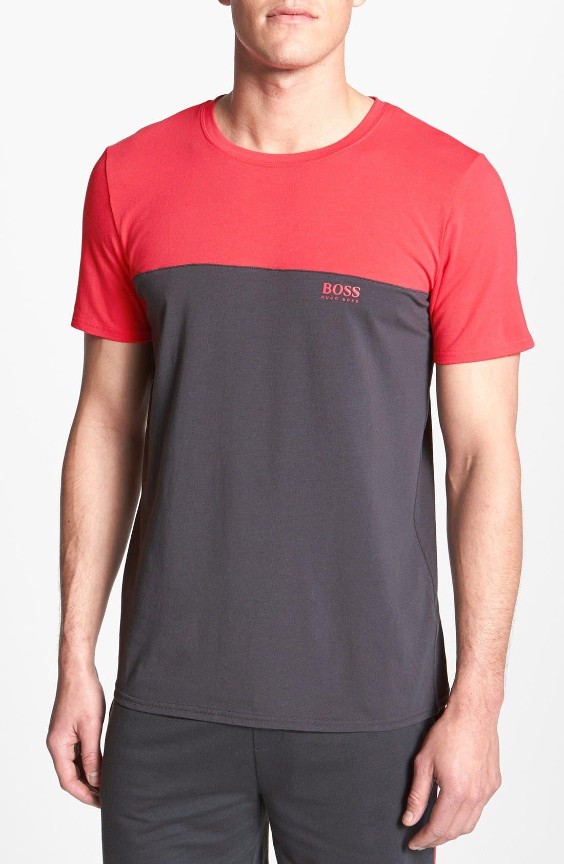 Alternate Image 1 Selected - BOSS HUGO BOSS 'Innovation 4' T-Shirt