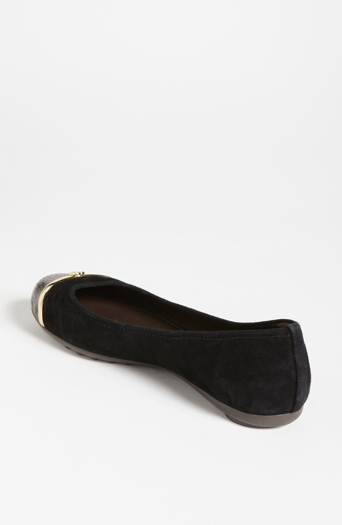 Alternate Image 2  - Tory Burch 'Pacey' Skimmer Flat