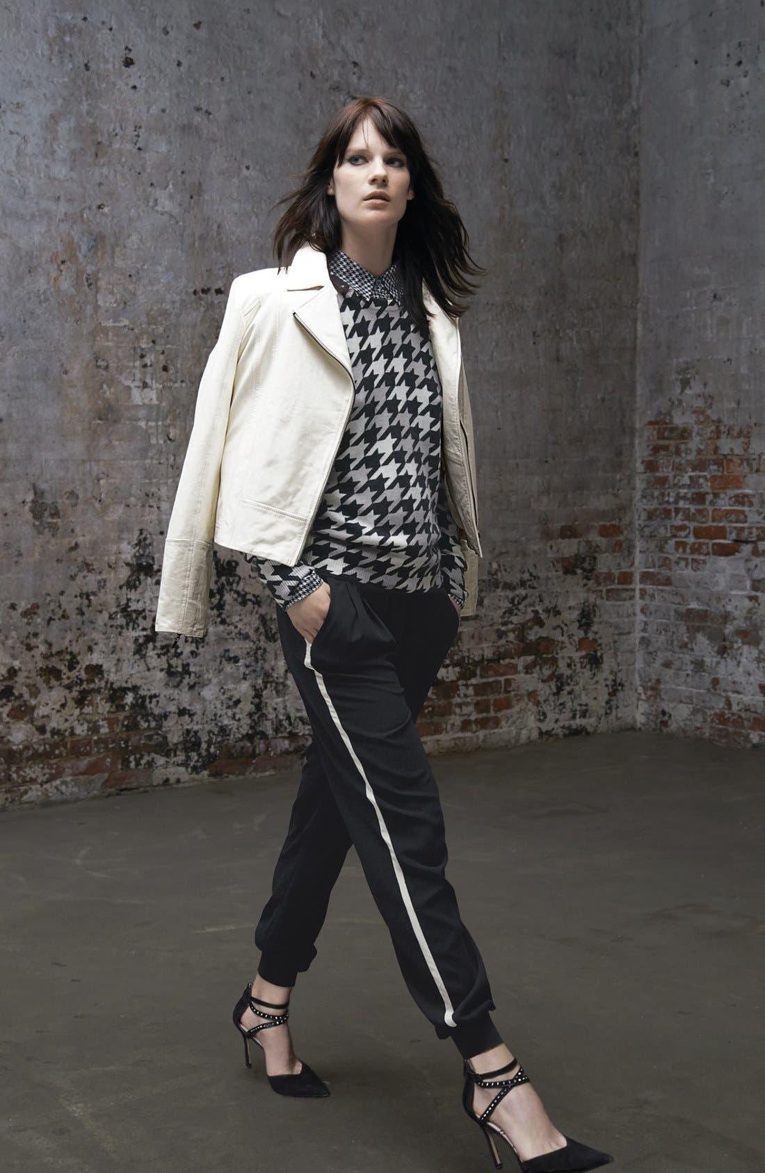Alternate Image 5  - Truth & Pride 'Beekman' Leather Jacket